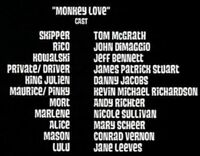 Monkey-Love-Cast