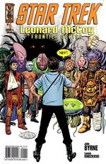 Frontier Doctor issue 1 cover A