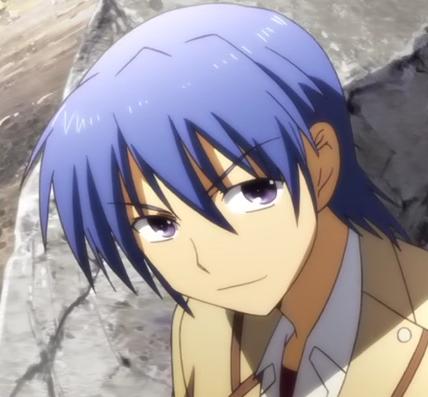 Angel Beats! (<エンジェルビーツ>  <Enjeru Bītsu>) Hinata