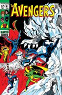 Avengers Vol 1 61