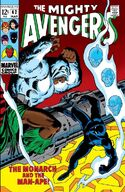 Avengers Vol 1 62