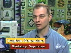 StephenRotondaro-MuppetWorkshopSupervisor