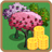 Harvested trees icon