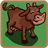 Adopted cow icon