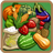 Harvest crops types icon