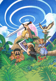 Characters (Link&#39;s Awakening)