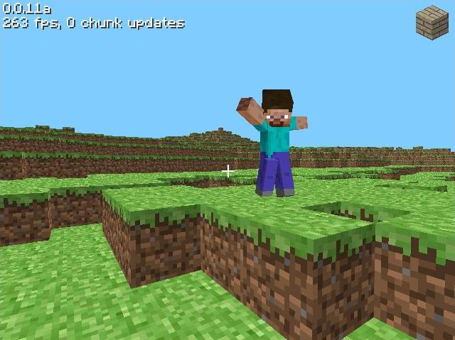 level in minecraft developers markus persson notch released 2009 ...