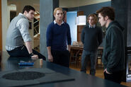 The Cullens boys