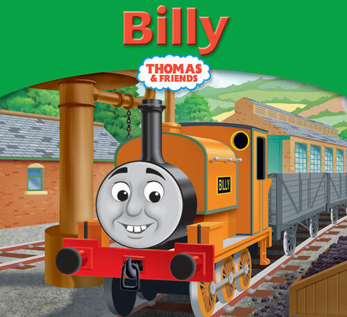 Billy Story Library Book Thomas The Tank Engine Wikia