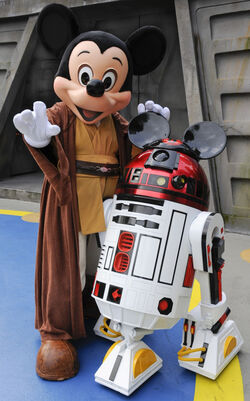 Mickey R2-MK