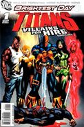 Titans Villains for Hire Special 1A
