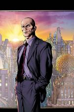 Lex Luthor Finch