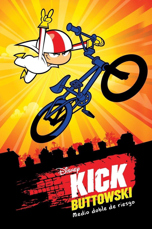 Kick Buttowski  Medio Doble De Riesgo   Doblaje Wiki