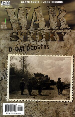Cover for War Story #2