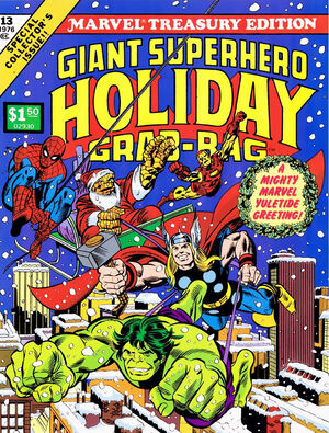 Marvel Treasury Edition Vol 1 13