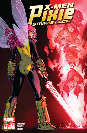 X-Men Pixie Strikes Back Vol 1 4