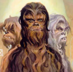 ThreeWookiees