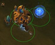 SelectStructures SC2 DevGame1