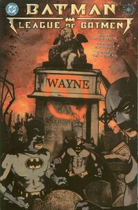 Batman League of Batmen 1