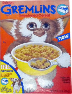 Gremlin cereal