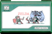 Zelda Game &amp; Watch Closed