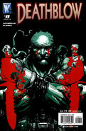 Deathblow Vol 2 8 cover