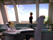 USS Voyager ready room 2371