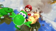 Super Mario Galaxy 2 Screenshot 92