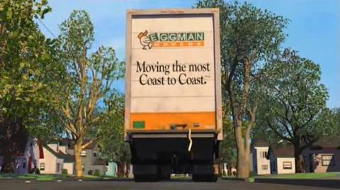 Eggman Movers Pixar Wiki Disney Pixar Animation Studios