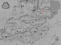 Red dead redemption map