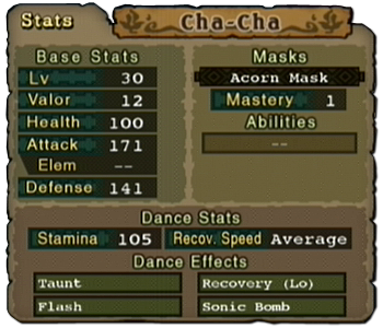 ChaCha-Stats