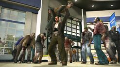 Dead rising lift up