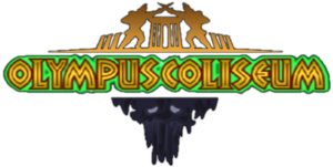 Olympus Coliseum Logo KHII