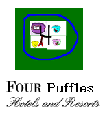 Four Puffles