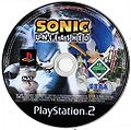 Unleashed ps2 eu disc