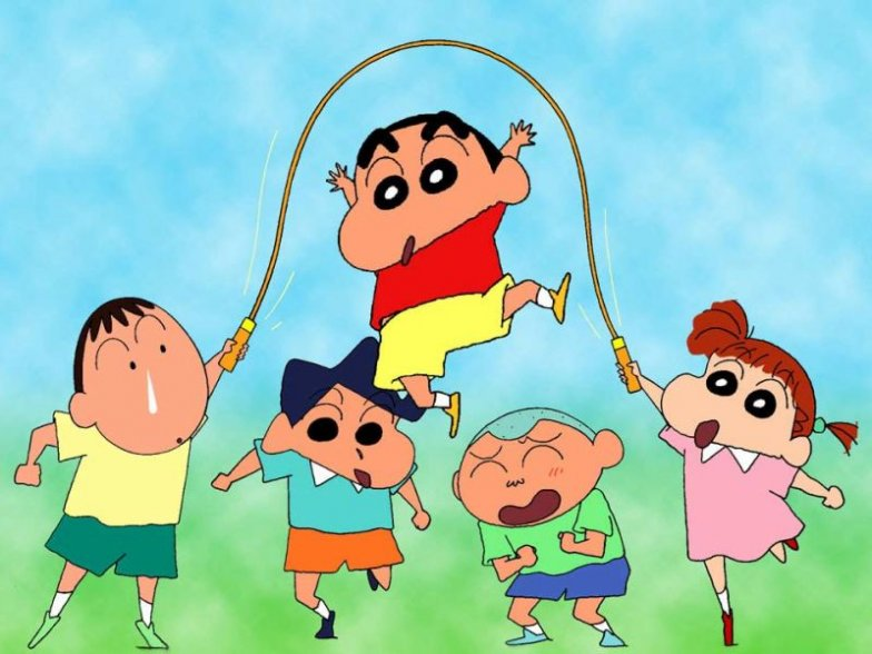 shinchan wallpapers. Archivo:Shin Chan y sus