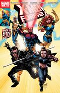 X-Men Forever 2 Vol 1 1