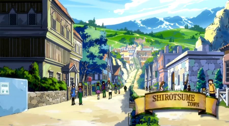 Shirotsune - Informação Loc_Shirotsume_town