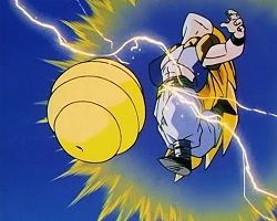 Gotenks Buu Ball 02