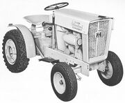 International Cub Cadet 1961