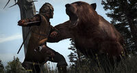 RDR bear
