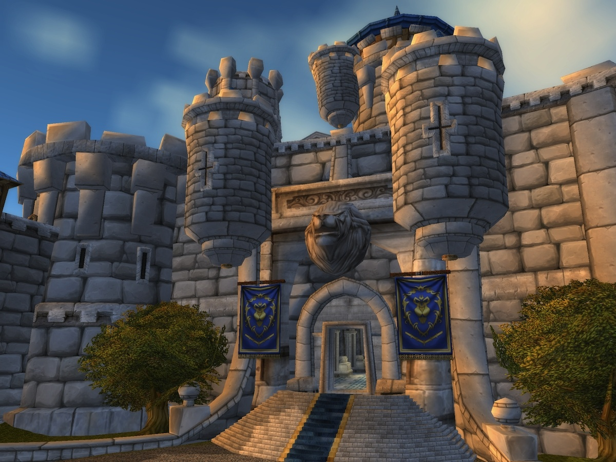 Stormwind City Wowwiki Your Guide To The World Of Warcraft