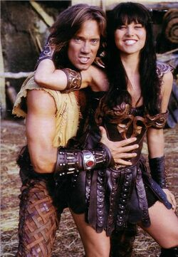 Xena and Herc