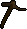 Broken pickaxe (bronze)