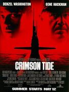 Crimson tide movie poster