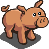 Strawberry Pig-icon