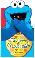 Me Love Cookies!