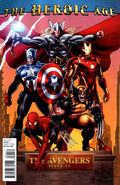 Avengers Vol 4 1 Greg Land Variant