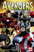 Avengers Vol 4 1 Premiere Edition Variant