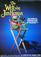 DieWeltVonJimHenson-XXLPoster(1994)